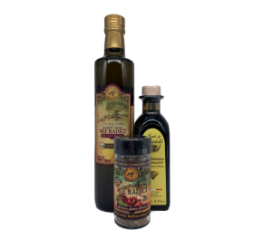 Cerasuola EVOO & Diamond Balsamic & Sicilian Spice