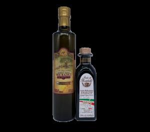 Cerasuola EVOO & 'Italy' Balsamic