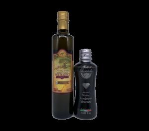 Cerasuola EVOO & Diamond Glaze Balsamic