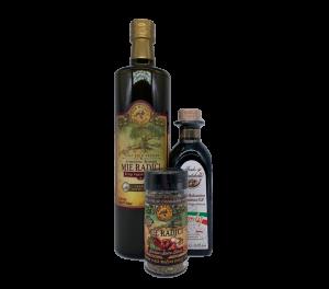 Cerasuola EVOO & Italy Balsamic & Spice Blend