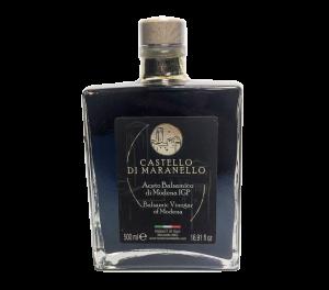 Castello Di Maranello 'Capri' Gold IGP Balsamic Vinegar