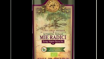 Mie Radici , Nocellara Organic EVOO 3 Liter Can