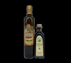 Nocellara Organic EVOO & Organic Balsamic