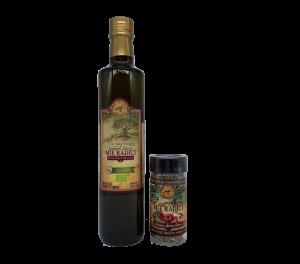 Nocellara Organic EVOO & Sicilian Spice